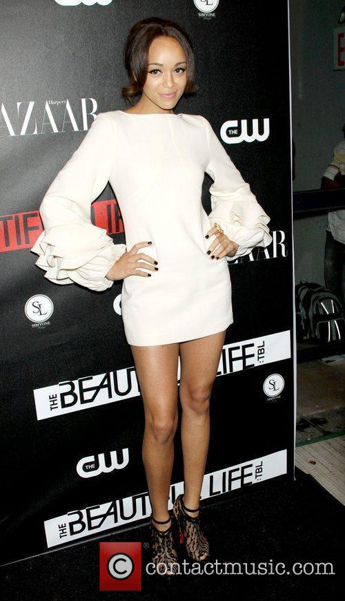 The CW and Harper's Bazaar Launch of 'The...