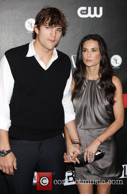 Ashton Kutcher and Demi Moore 4