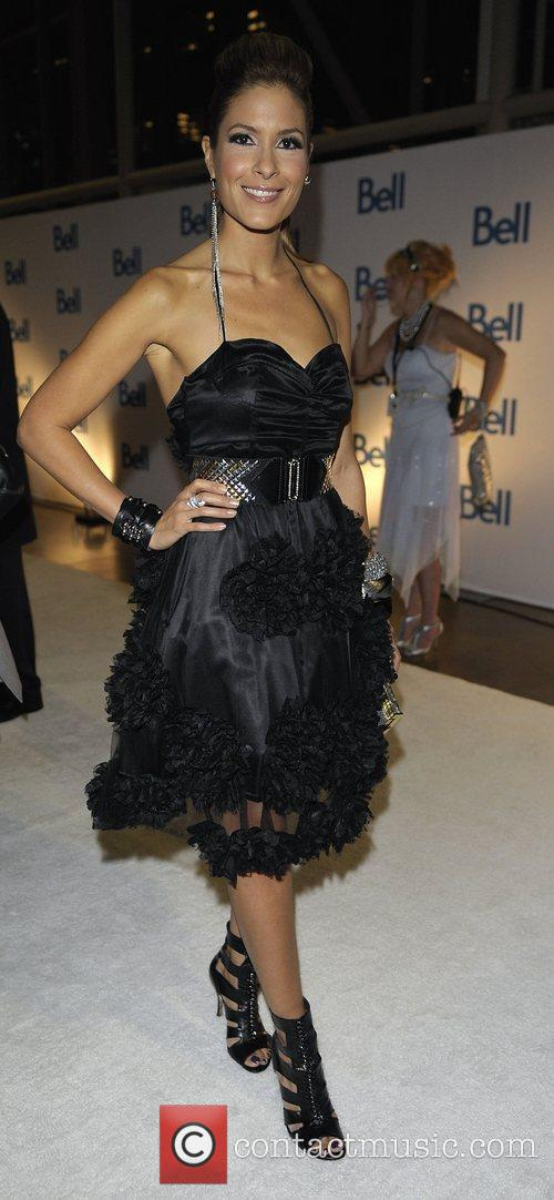 Dina Pugliese Bell Gala 2009 in aid of...