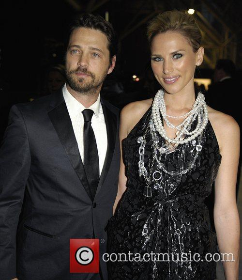 Jason Priestley and wife Naomi Lowde-Priestley Bell Gala...