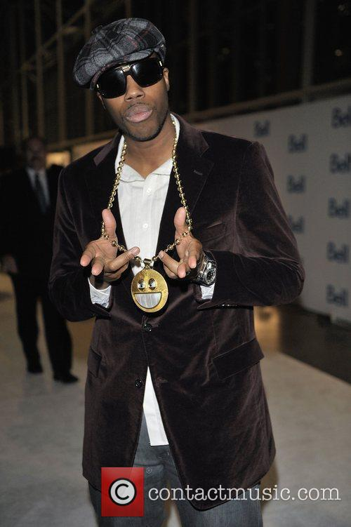 Kardinal Offishall Bell Gala 2009 in aid of...