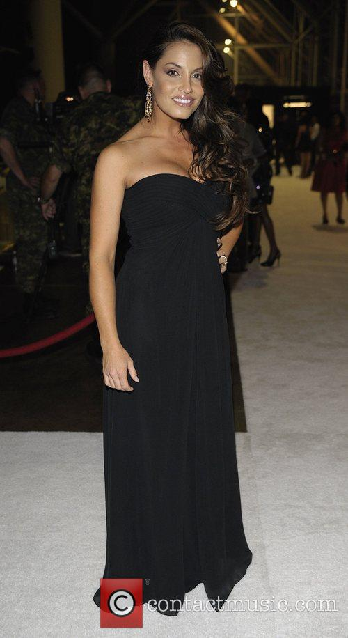 Trish Stratus Bell Gala 2009 in aid of...