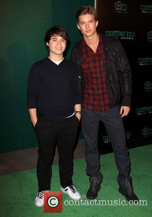 Ryan Pinkston and Drew Van Acker