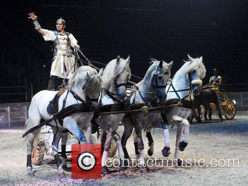 Ben Hur Live At The O2 Arena 4