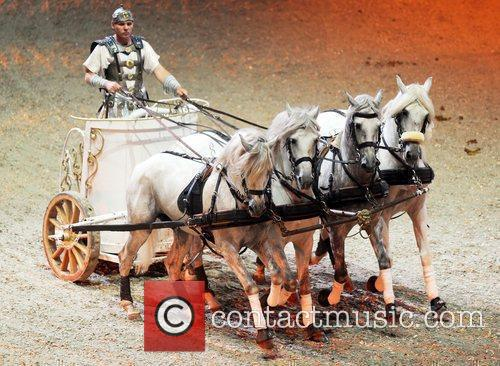 Ben Hur Live At The O2 Arena 5