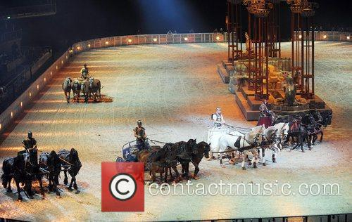 Ben Hur Live At The O2 Arena 9