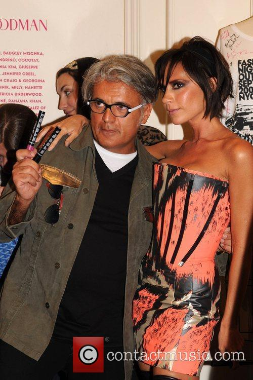 Bergdorf Goodman celebrates Fashion's Night Out 2009