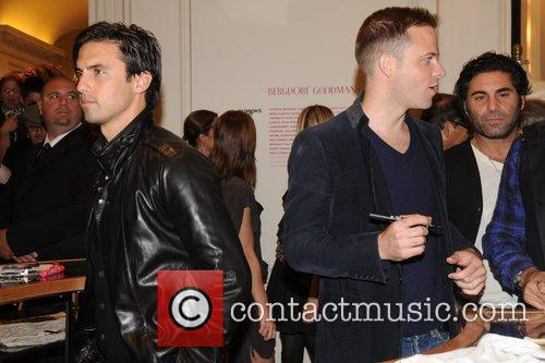 Milo Ventimiglia and Simon Spurr 4