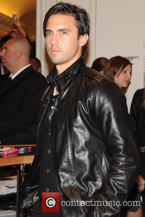 Milo Ventimiglia Bergdorf Goodman celebrates Fashion's Night Out...