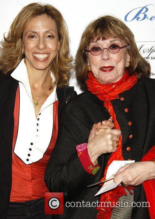 Amanda Green and Phyllis Newman 'Bernadette Peters: A...