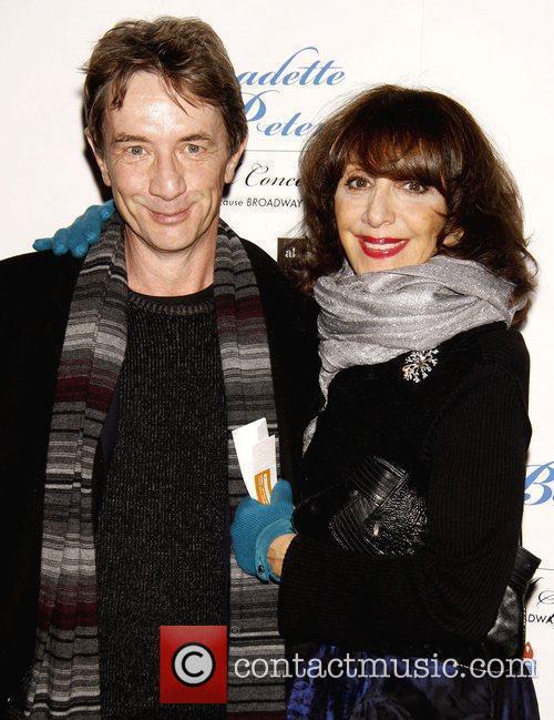Martin Short and Andrea Martin 'Bernadette Peters: A...