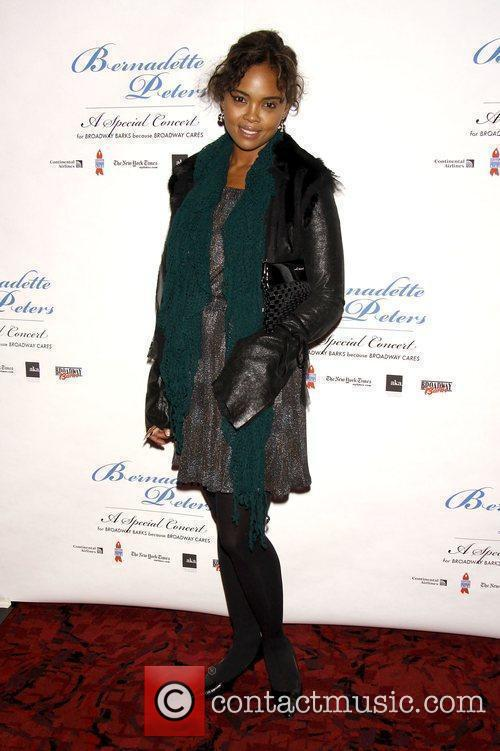 Sharon Leal 'Bernadette Peters: A Special Concert for...