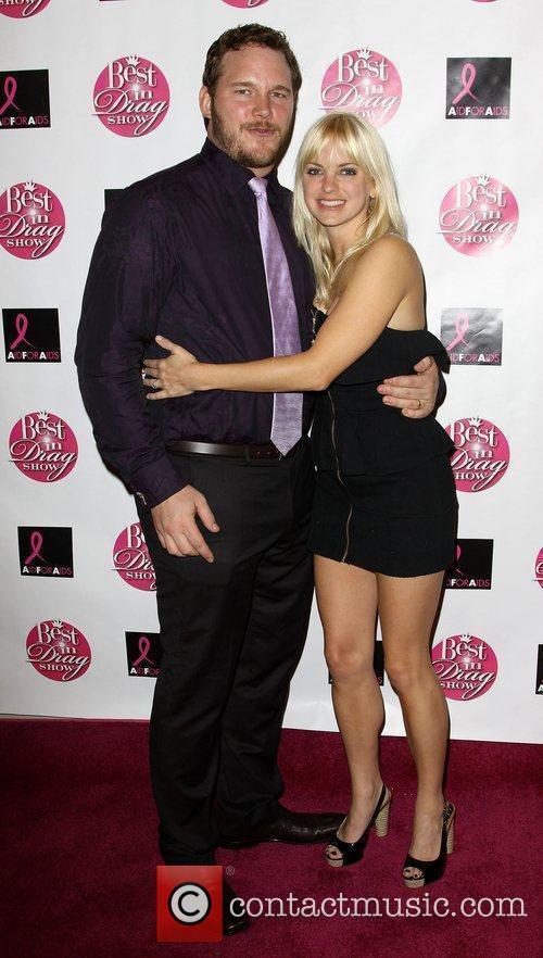 Chris Pratt and Anna Faris The 7th annual...