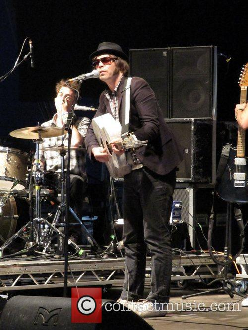 Gaz Coombes at The Bestival 3 day music...