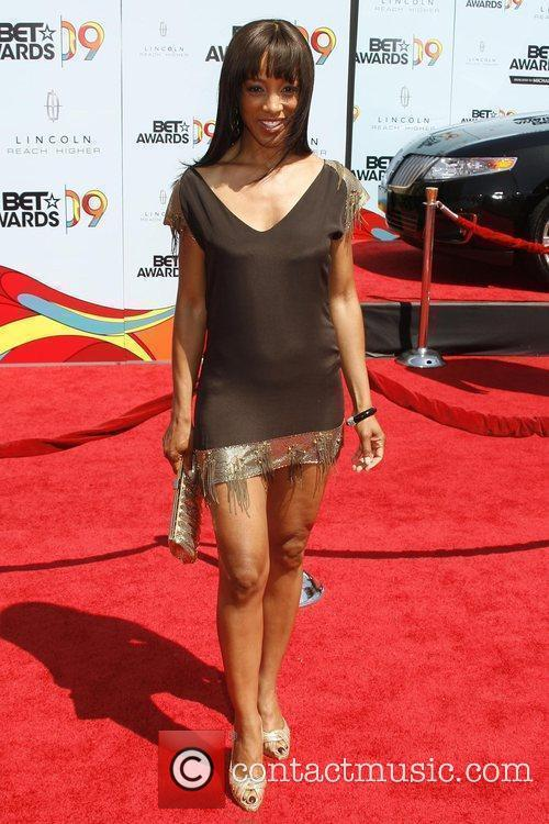 Shaun Robinson  2009 BET Awards held at...