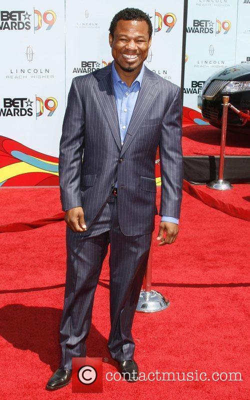 'Sugar' Shane Mosley 2009 BET Awards held at...