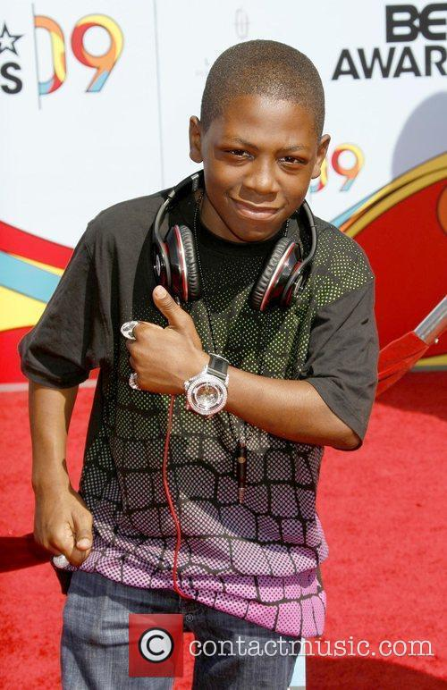 Bobb'e J. Thompson 2009 BET Awards held at...