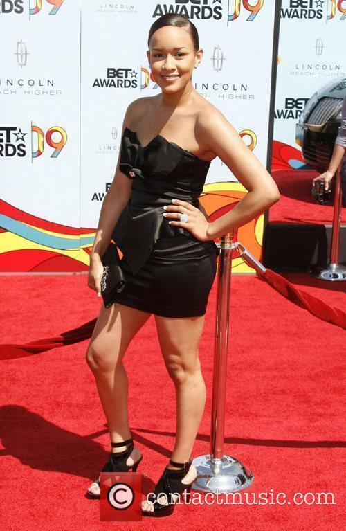 Chani 2009 BET Awards held at the Shrine...
