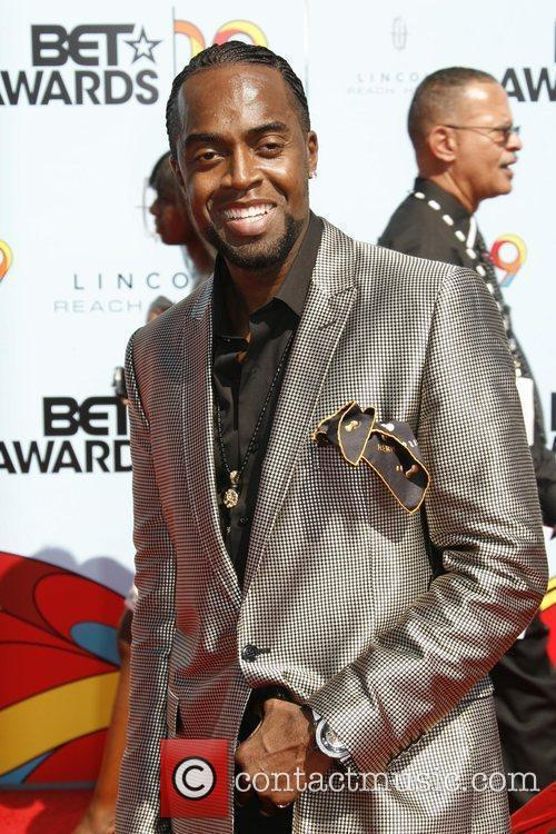 Damion Hall 2009 BET Awards held at the...