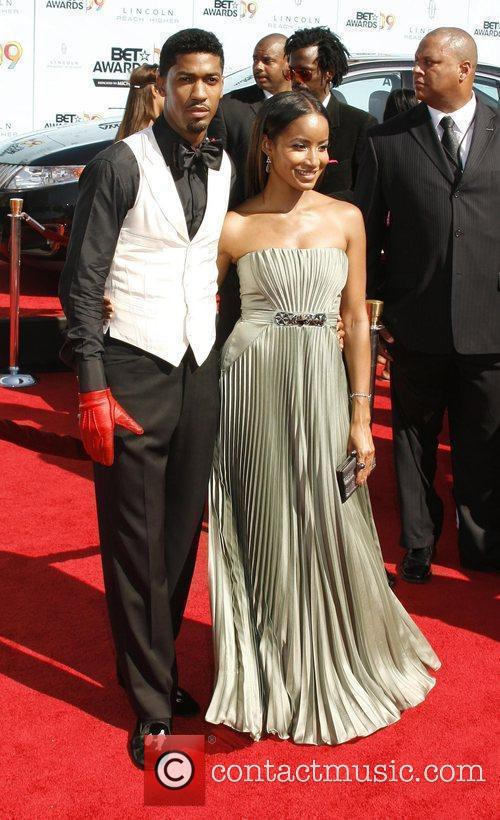 Fonzworth Bentley, Faune A. Chambers and Bet Awards 3