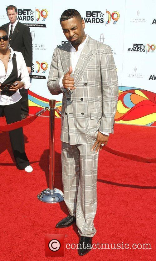 Ginuwine 2009 BET Awards held at the Shrine...
