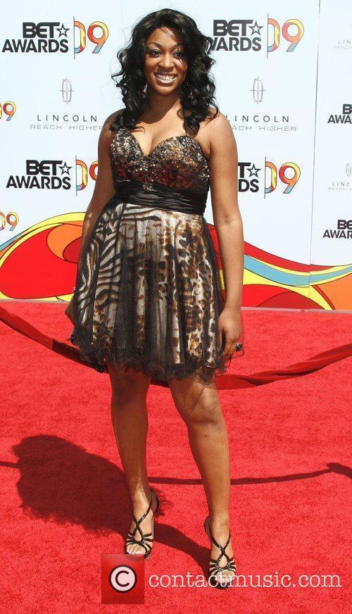 Jessica Reedy 2009 BET Awards held at the...