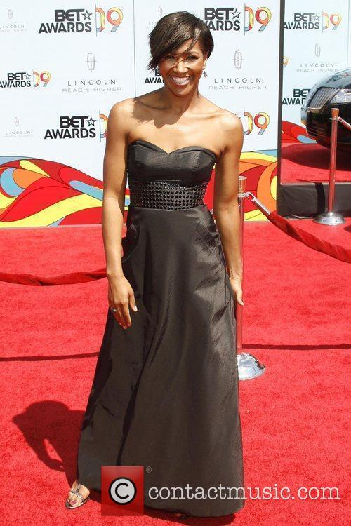 Terri J. Vaughn 2009 BET Awards held at...