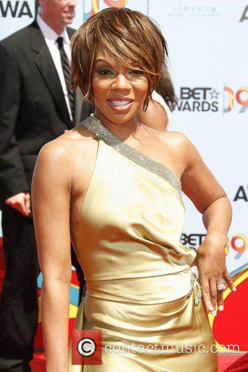 Wendy Raquel Robinson  2009 BET Awards held...