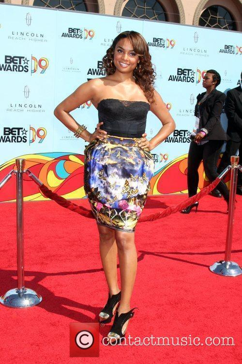 Alesha Renee 2009 BET Awards held at the...