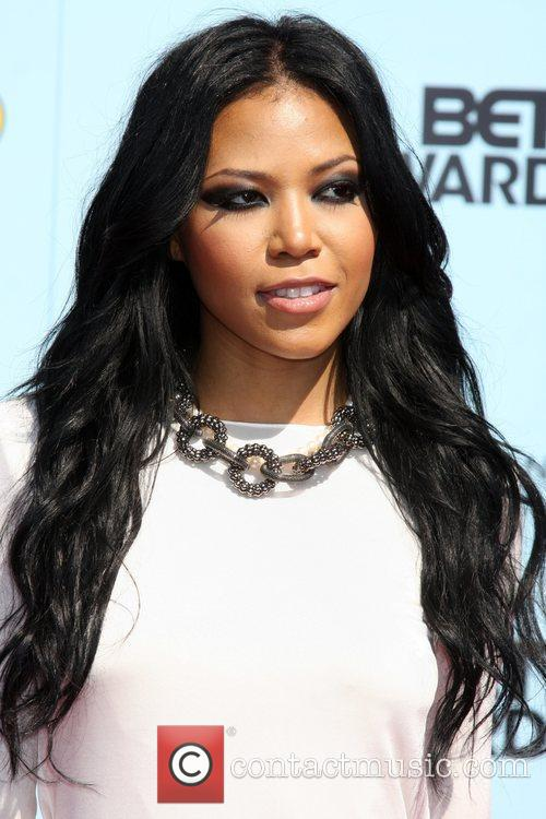 Amerie and Bet Awards 6