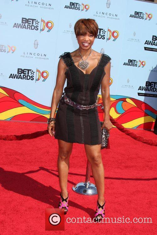Elise Neal and Bet Awards 1
