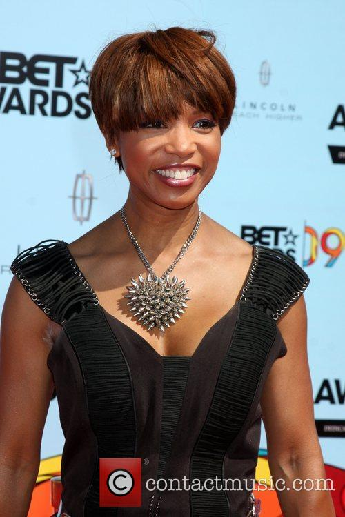 Elise Neal and Bet Awards 4