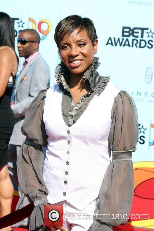 MC Lyte 2009 BET Awards held at the...