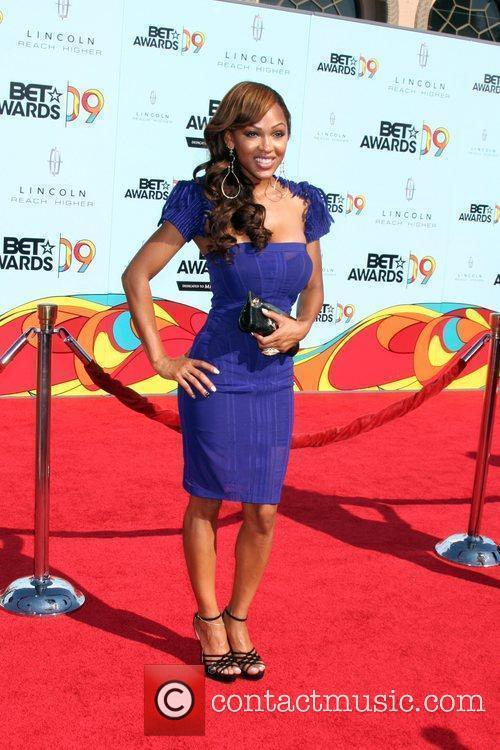 Megan Good 2009 BET Awards held at the...