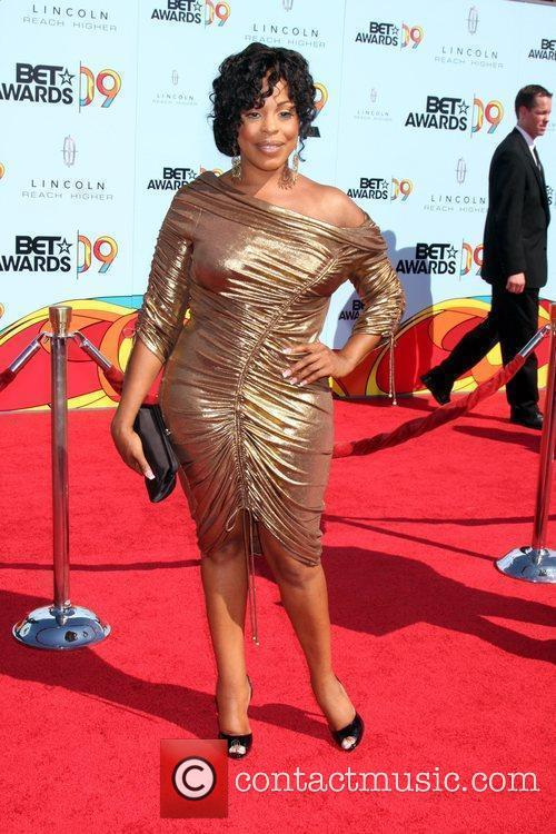 Neicy Nash 2009 BET Awards held at the...