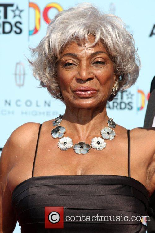 Nichelle Nichols 2009 BET Awards held at the...