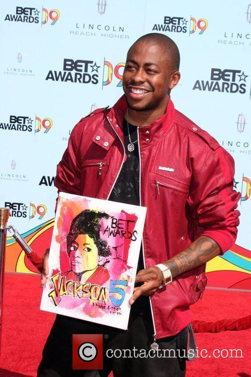 Raheem Devaughn  2009 BET Awards held at...
