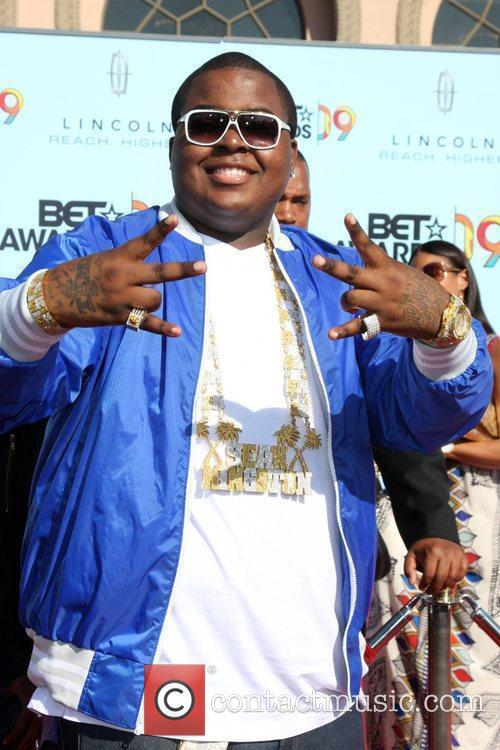 Sean Kingston 2009 BET Awards held at the...