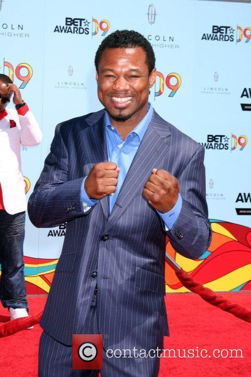 Sugar Shane Mosley  2009 BET Awards held...