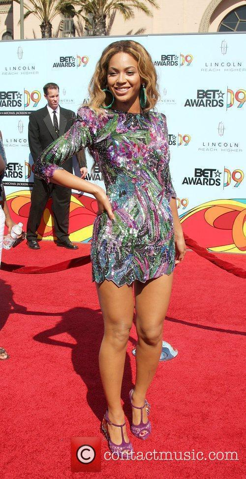 Beyonce Knowles and Bet Awards 5