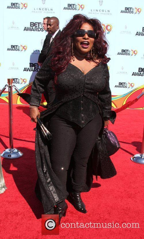 Chaka Khan and Bet Awards