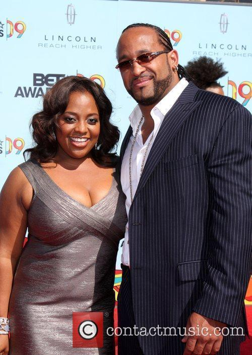Sherri Shepherd & MVP - The Wrestler 2009...