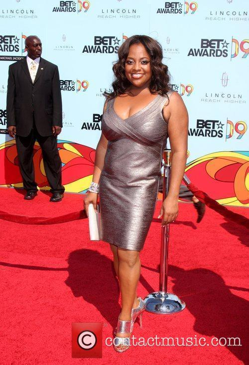 Sherri Shepherd 2009 BET Awards held at the...