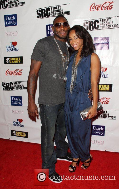 Antonio Cromartie, Terricka Cason BET Late night after...