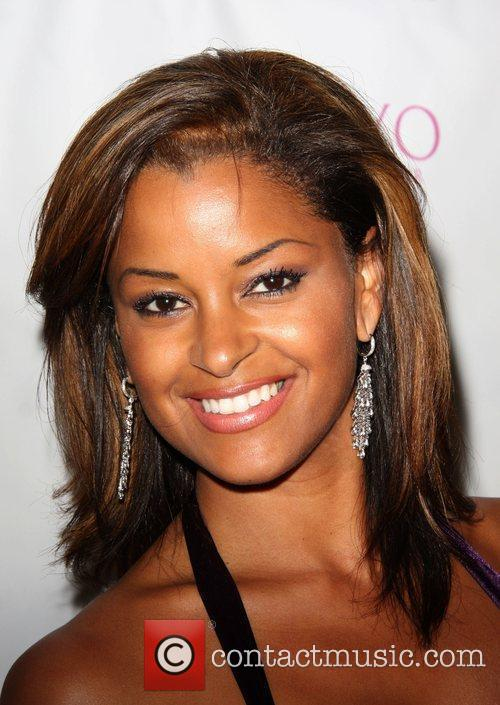 Claudia Jordan BET Late night after party held...