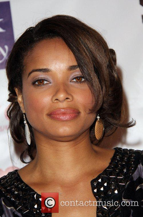 Rochelle Aytes BET Late night after party held...