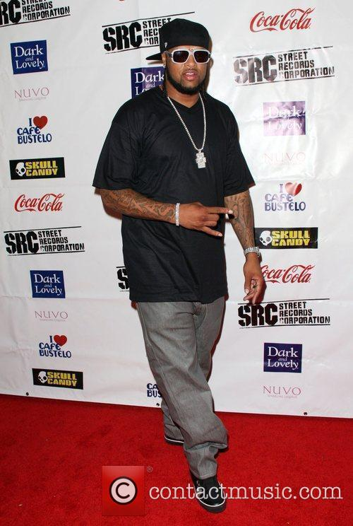 Slim Thug BET Late night after party held...
