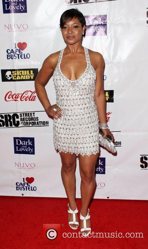 Tamala Jones BET Late night after party held...