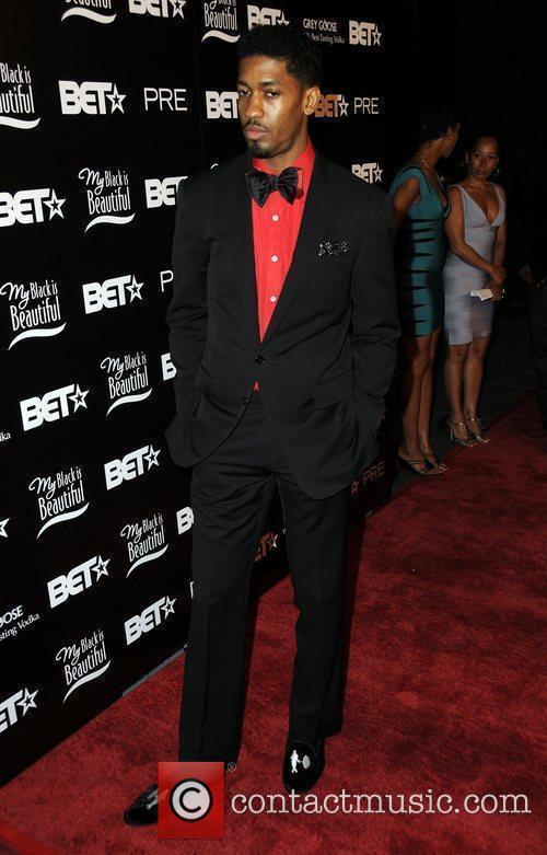 Jeffrey Fonzworth Bentley The BET awards pre-show dinner...