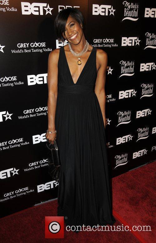 Jill Marie Jones The BET awards pre-show dinner...